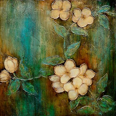 Dogwood Dream II Original Painting on Wrapped Canvas