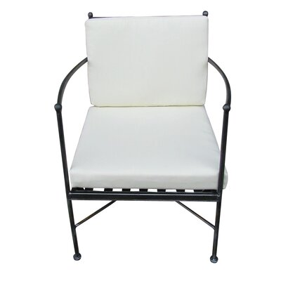 Hanselman Arm Chair with Cushion