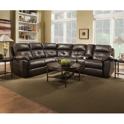 Barnett Simmons Reclining Sectional