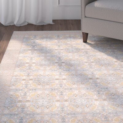 Hartsville Light Gray Area Rug