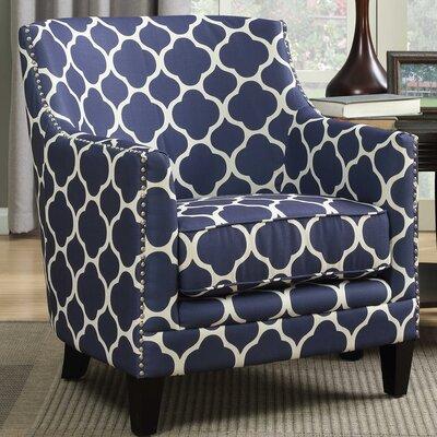 Bailes Armchair Upholstery: Marine