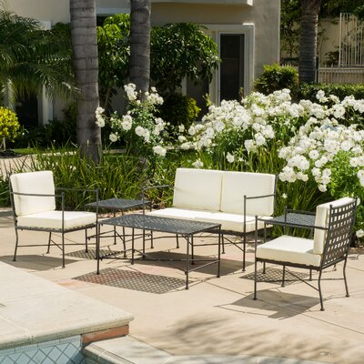 Hanselman 6 Piece with Cushion