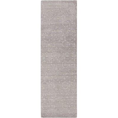 Grange Lilac Mist Area Rug Rug Size: Runner 26 x 8