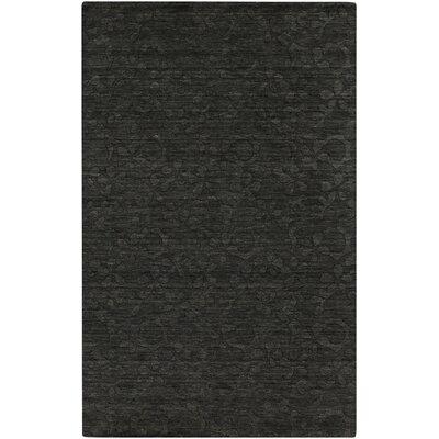 Grange Black Olive Area Rug Rug Size: Rectangle 33 x 53