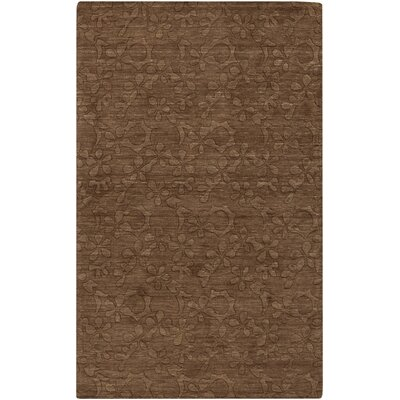 Grange Brown Sugar Area Rug Rug Size: Rectangle 5 x 8