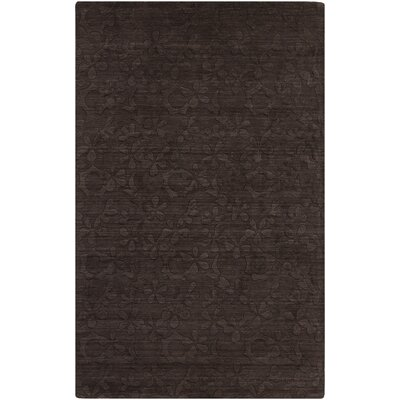 Grange Espresso Area Rug Rug Size: Rectangle 5 x 8