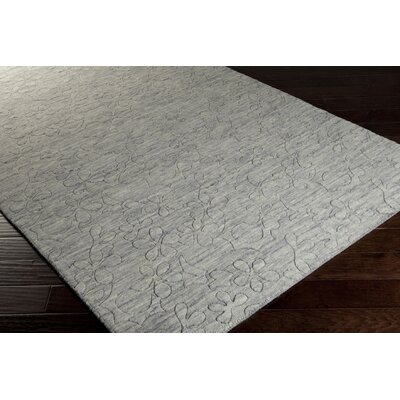 Grange Gray Area Rug Rug Size: Sample 6