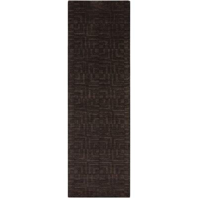 Grange Espresso Area Rug Rug Size: Runner 26 x 8