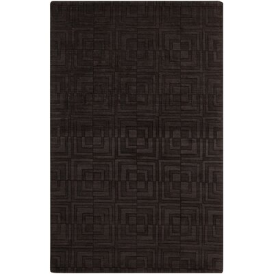 Grange Espresso Area Rug Rug Size: Rectangle 8 x 11
