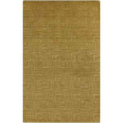 Gallaher Citrine Area Rug Rug Size: Rectangle 5 x 8