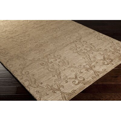 Gallaher Raw Umber Area Rug