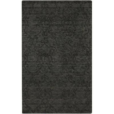 Gallaher Black Olive Area Rug Rug Size: Rectangle 5 x 8