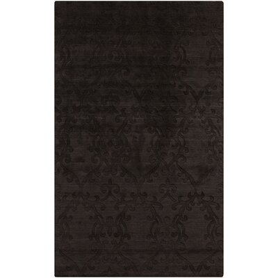 Gallaher Espresso Area Rug Rug Size: Rectangle 5' x 8'
