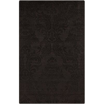 Gallaher Espresso Area Rug Rug Size: Rectangle 3'3