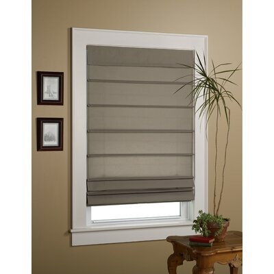 Colt Thermal Backed Roman Shade Size: 30 W x 64 L, Color: Sage