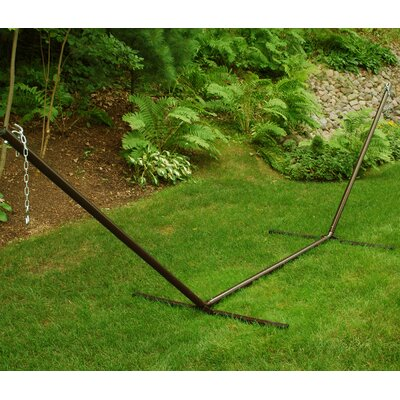 Lawson Dolan Tubular Steel Hammock Stand Color: Bronze