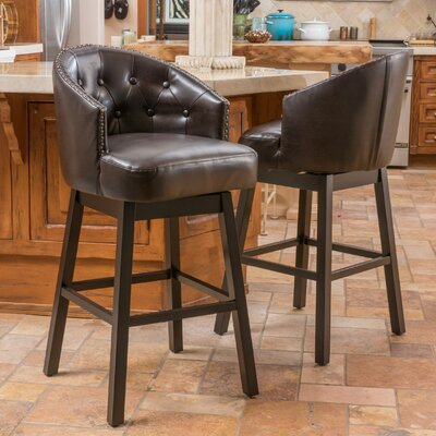 Farmington 30 Swivel Bar Stool