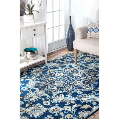 Oneonta Blue Area Rug