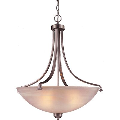 Stivers 4-Light Inverted Pendant