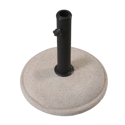 Cantrall Concrete Umbrella Base
