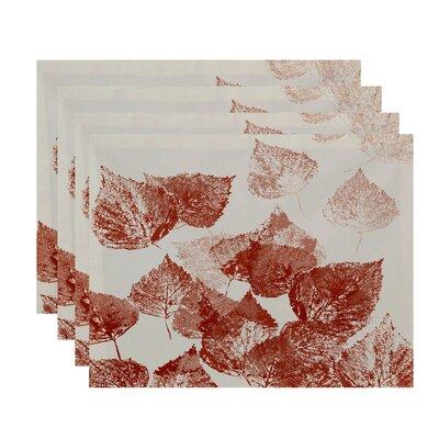 Miller Fall Memories Floral Print Placemat