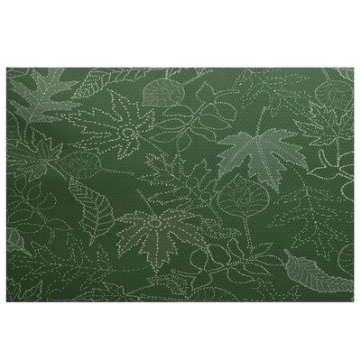 Miller Green Indoor/Outdoor Area Rug