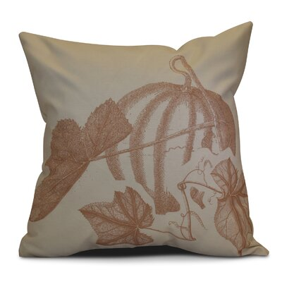 Miller Hand Towel Stagecoach Floral Euro Pillow Color: Taupe