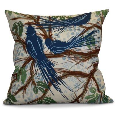 Miller Floral Euro Pillow