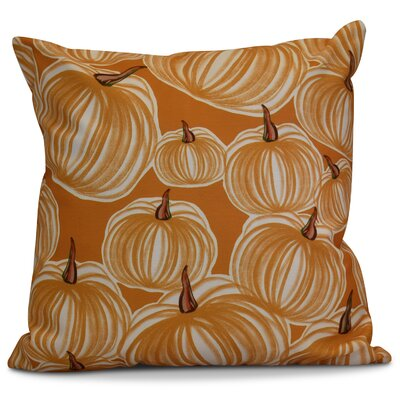 Miller Pumpkins-A-Plenty Geometric Throw Pillow