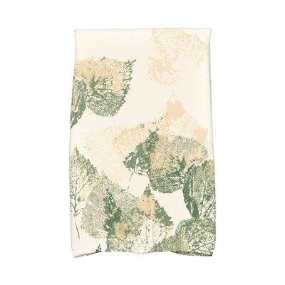 Miller Memories Floral Print Hand Towel