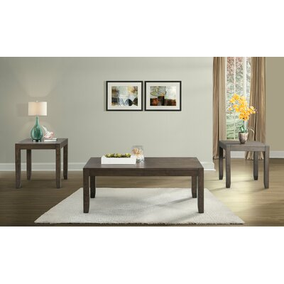 Inwood Occasional 3 Piece Coffee Table Set