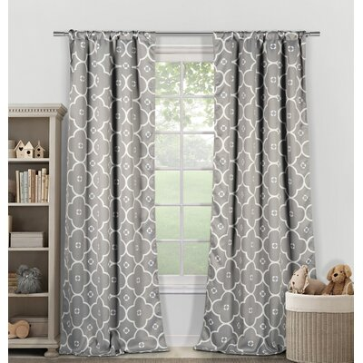 Alston Blackout Curtain Panel