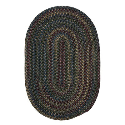 Lippold Charcoal Area Rug Rug Size: Round 4