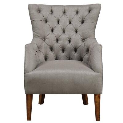 Sharman Armchair Upholstery: Cedar