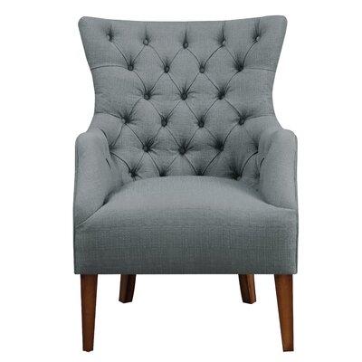 Melancon Armchair Upholstery: Spruce