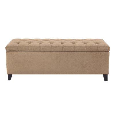 Bretton Storage Ottoman Upholstery: Sand