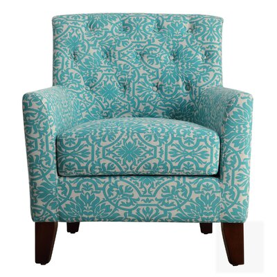 Fosters Pond Tufted Arm Chair