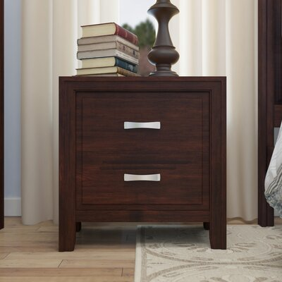 Barwood 2 Drawer Nightstand by Simmons Casegoods