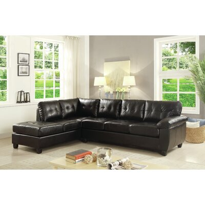 Old Westbury Reversible Chaise Sectional