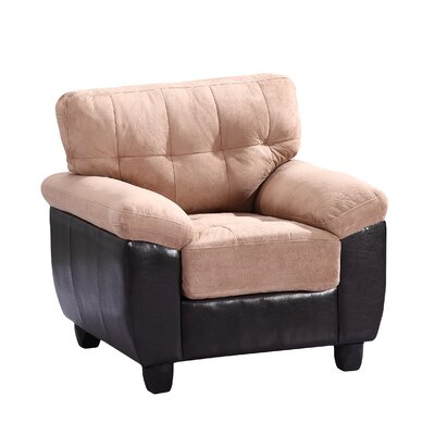 Old Westbury Club Chair Color: Mocha