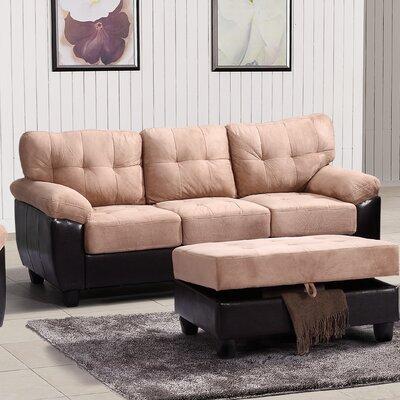 Old Westbury Sofa Upholstery: Mocha