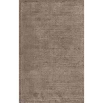 Windridge Taupe/Tan Solid Area Rug Rug Size: 2 x 3