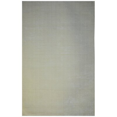 Windridge White Area Rug Rug Size: 2 x 3