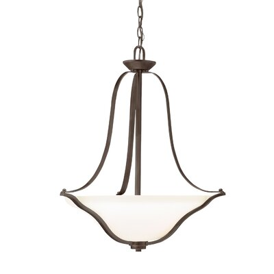 Avilla 3-Light Inverted Pendant