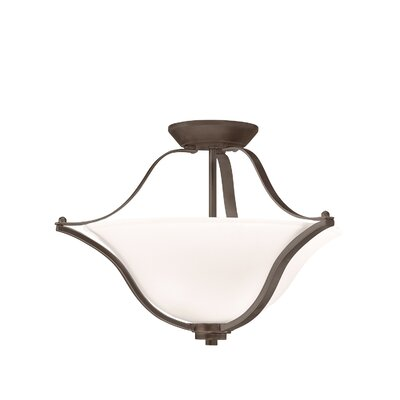 Avilla 2-Light Semi-Flush Mount
