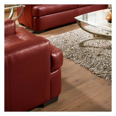 Simmons Upholstery Labarre Chair Color: Cardinal