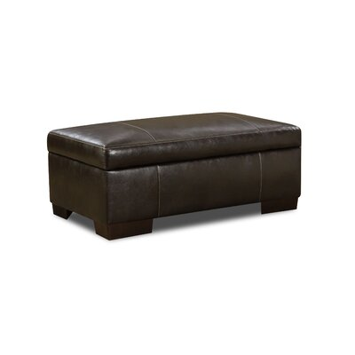 Simmons Upholstery Baughn Storage Ottoman