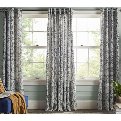 Austell Blackout Single Curtain Panel