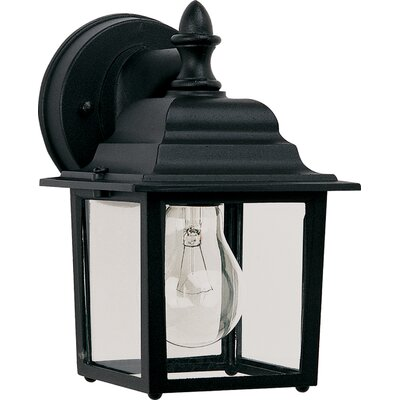 Alcott Hill Aliya 1 Light Outdoor Wall Lantern