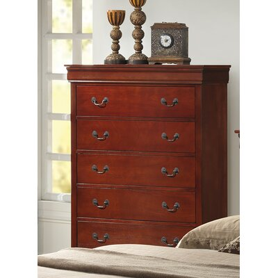 Alma 5 Drawer Chest